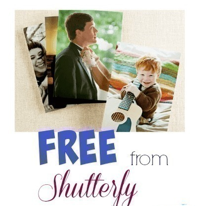 Shutterfly: 2 FREE 8×10 OR 8×8 Prints through Sunday