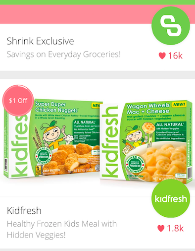 graphic regarding Frys Printable Coupons known as Kidfresh Foods Printable Discount codes Fork out as very low as $.50 at