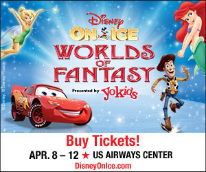 Disney on Ice presents Worlds of Fantasy - The CentsAble Shoppin