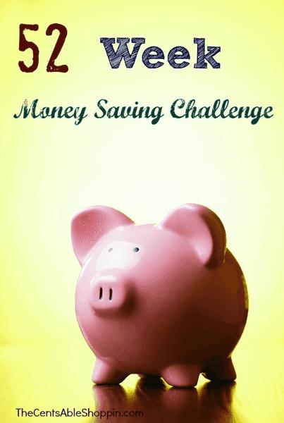 52 Week Money Savings Challenge | 17 Weeks Complete {+ Tips to Save More}