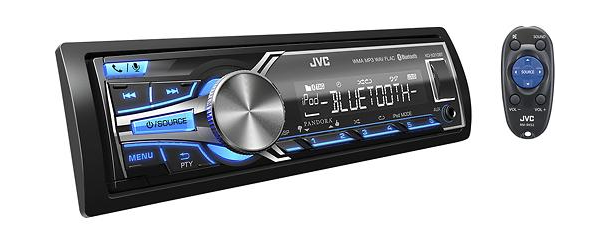 Best Buy Jvc In Dash Bluetooth Car Stereo Receiver 69 99 Free