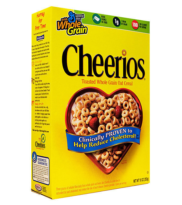 Bashas: FREE Milk With General Mills Cereal Purchase