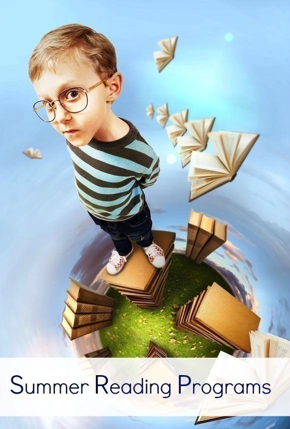 Summer Reading Programs - TheCentsAbleShoppin.com