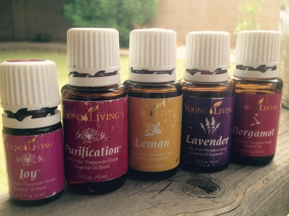 Young Living Essential Oils - TheCentsAbleShoppin.com