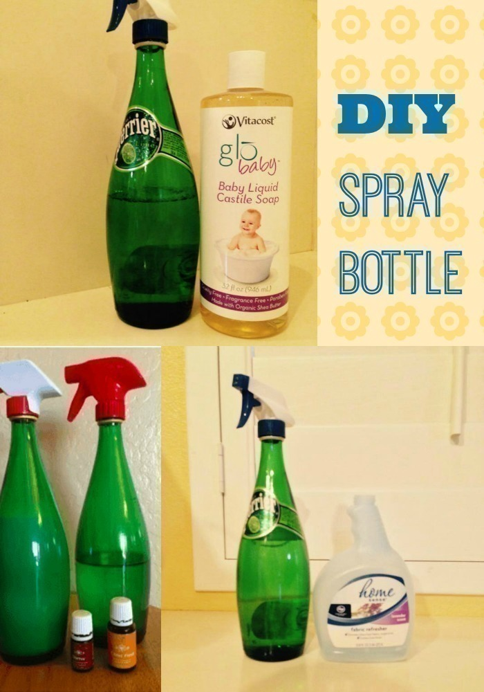 How to make your own glass spray bottle for What can we make out of plastic bottles