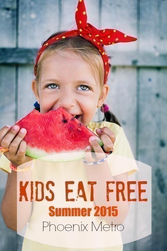 Summer Food Service Program | Kids & Teens Eat FREE Around Phoenix