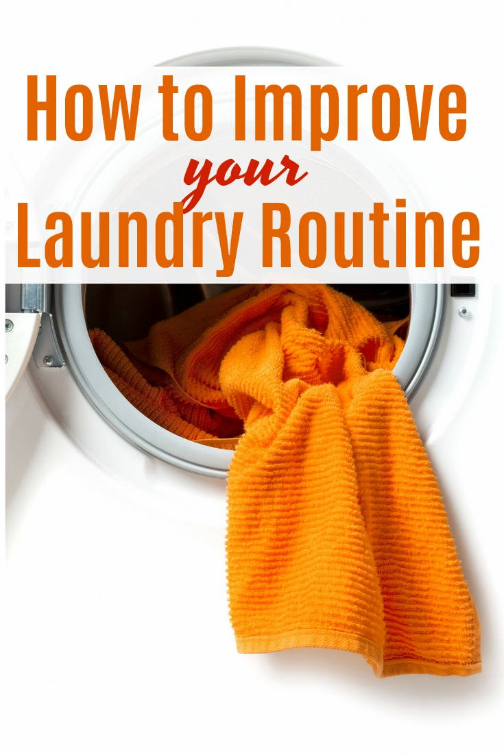 How to Improve your Laundry Routine