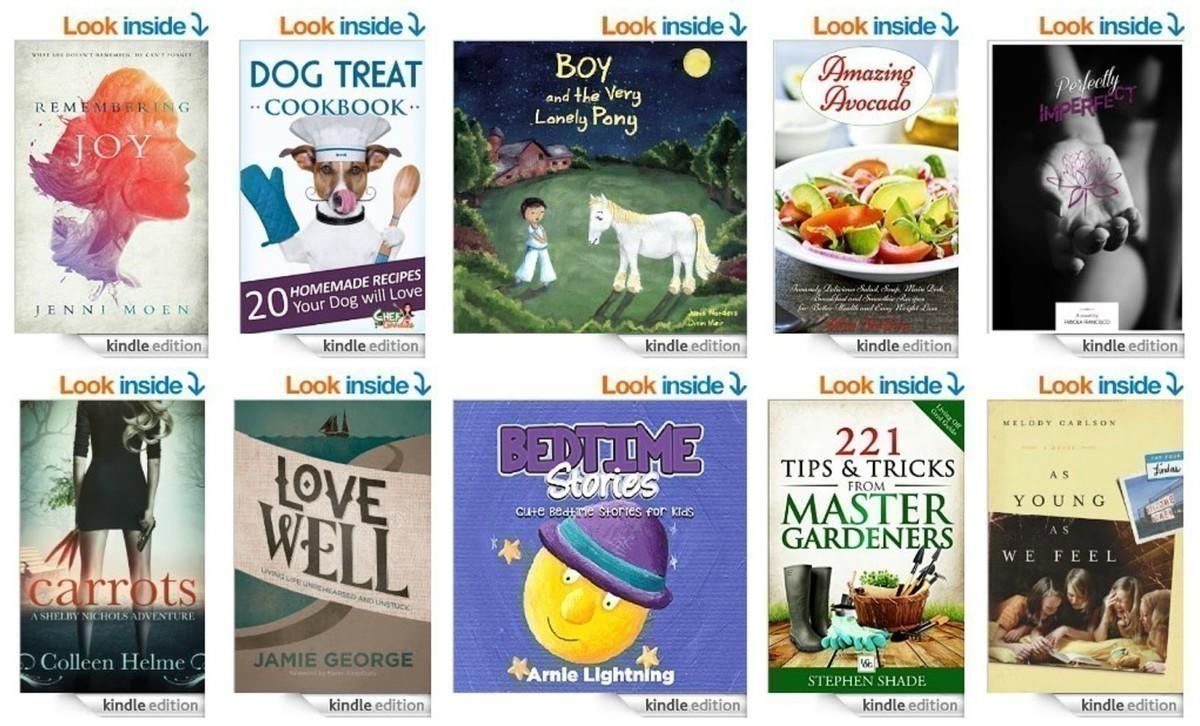 FREE Kindle Books | Dog Treat Cookbook, Bedtime Stories, 221 Tips