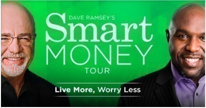 Dave Ramsey - Smart Money Tour & Conference ~ Score a DISCOUNT