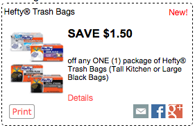 Fry S Kitchen Trash Bags