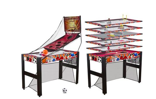 Walmart medal sports 48 10 in 1 multi game table just 37 for 12 in 1 game table walmart