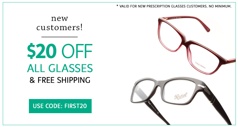 Coastal: Glasses + Frames as low as USD29 (Shipped)