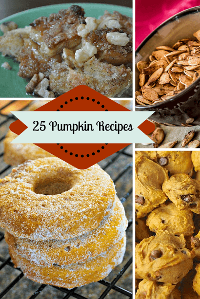 25 Pumpkin Recipes to Add to your Fall Baking Rotation