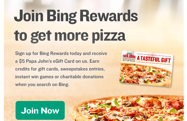 Check out this deal you can score at bing rewards bing is similar to