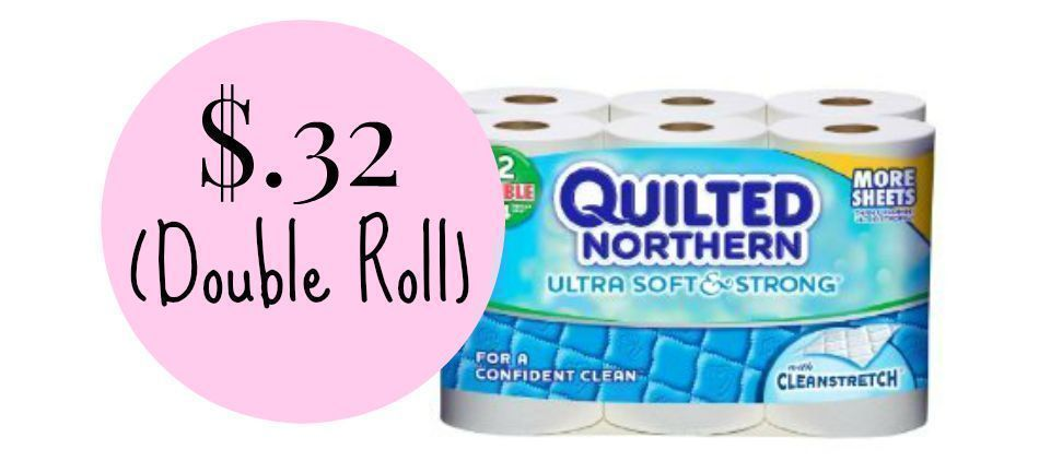 Quilted Northern Ultra Soft & Strong $.32 per Double Roll : target quilted northern - Adamdwight.com