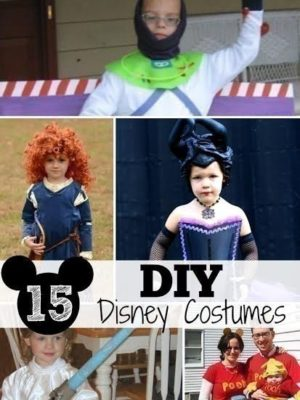 15 DIY Disney Costumes
