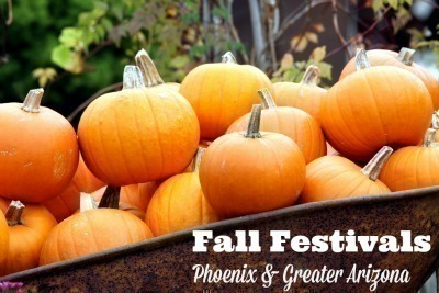 Fall Festivals - Phoenix & Greater Arizona