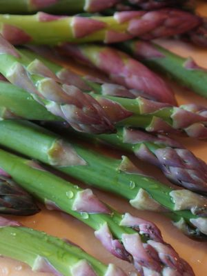 How to Freeze Asparagus