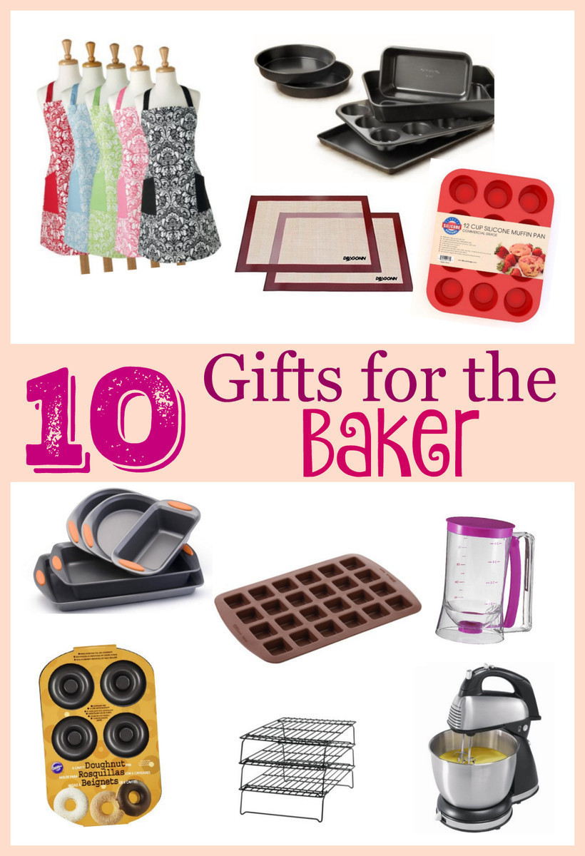 10 Gifts for the Baker