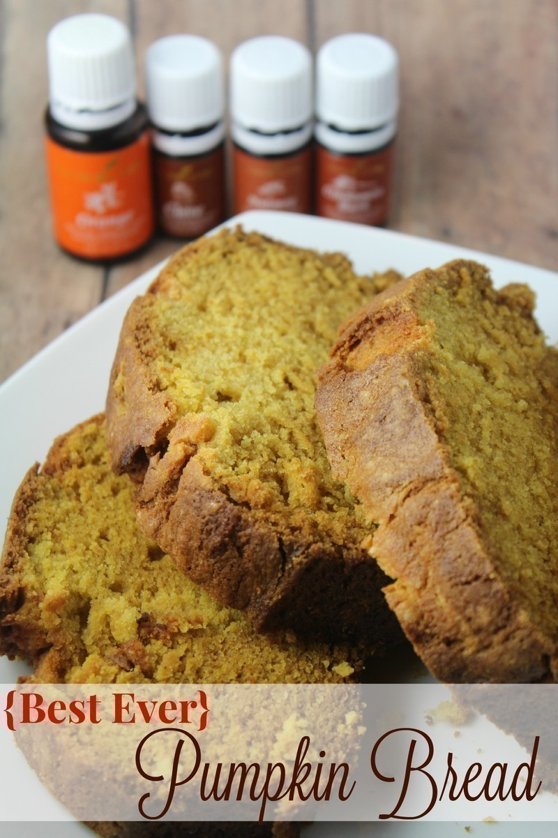 Best Ever Pumpkin Bread {With a HUGE Twist}