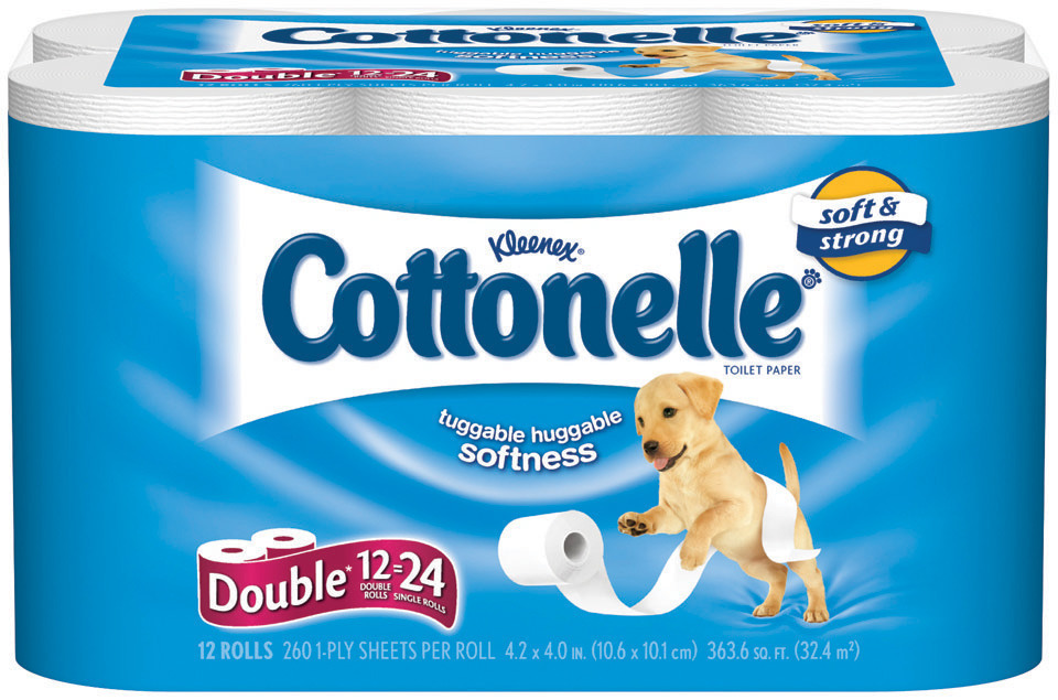 NEW Cottonelle Catalina | Cheap Toilet Paper at Fry\'s