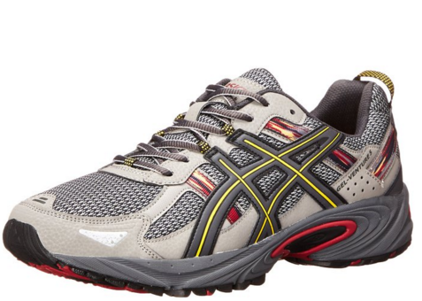 98ee0ecea0 Amazon: ASICS Men's Gel Venture 5 Running Shoes $40 + Free Shipping ...