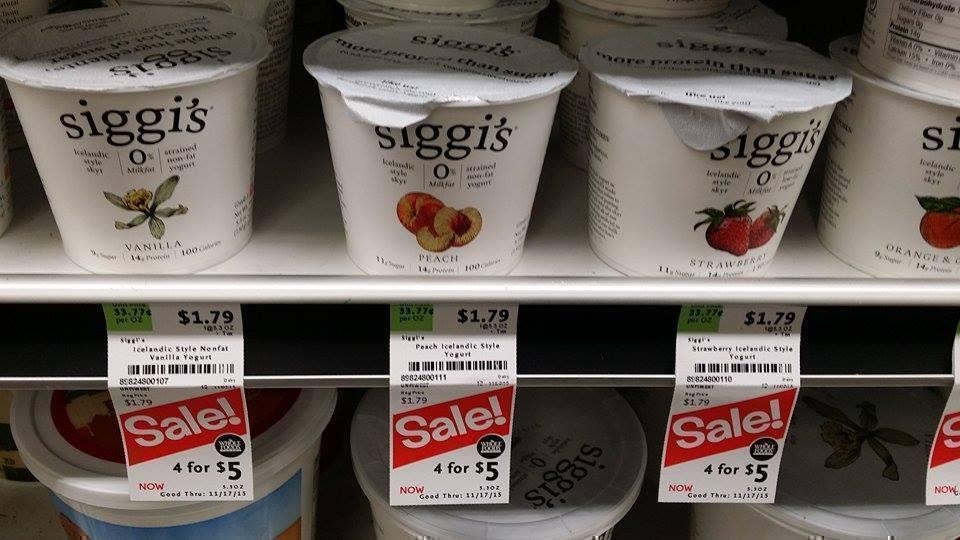 Siggi Yogurt Whole Foods Price