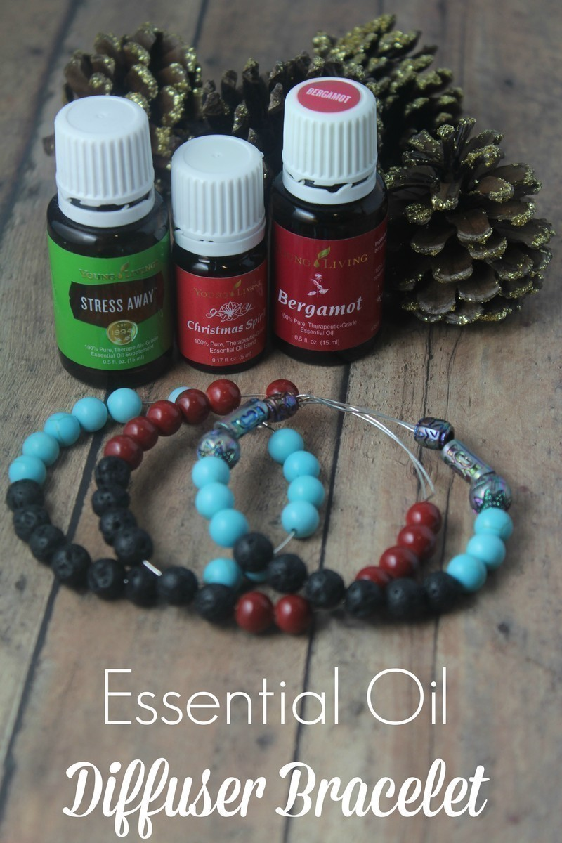 Diy Essential Oil Diffuser Bracelets Cute Easy Gift
