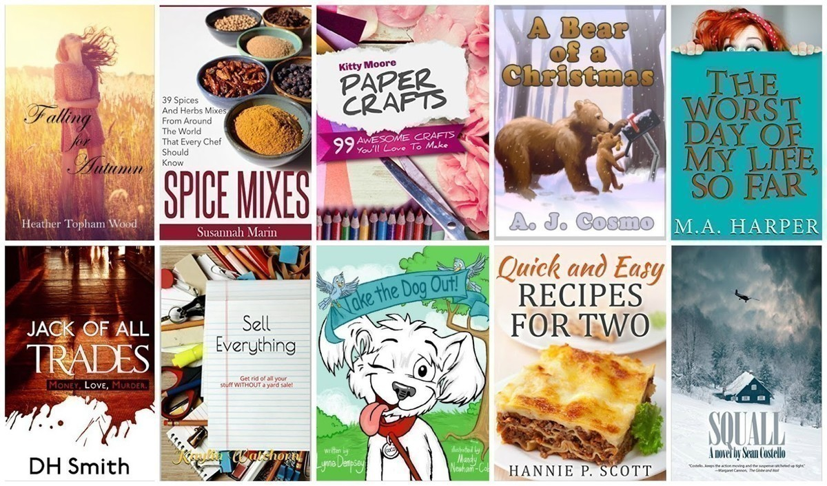 Free Kindle Books Quick Easy Recipes For Two Paper Crafts