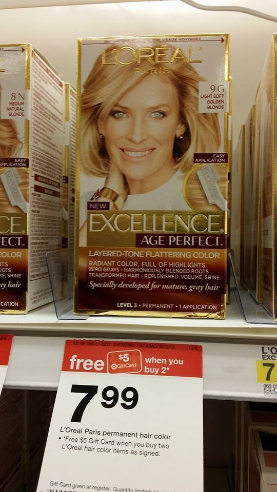 Loreal Excellence Age Perfect Hair Color Coupons Dodge Life Coupon