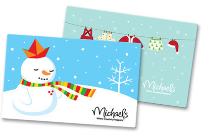 Fry's 25 Merry Days of Christmas | Save on Michael's Gift Cards ...