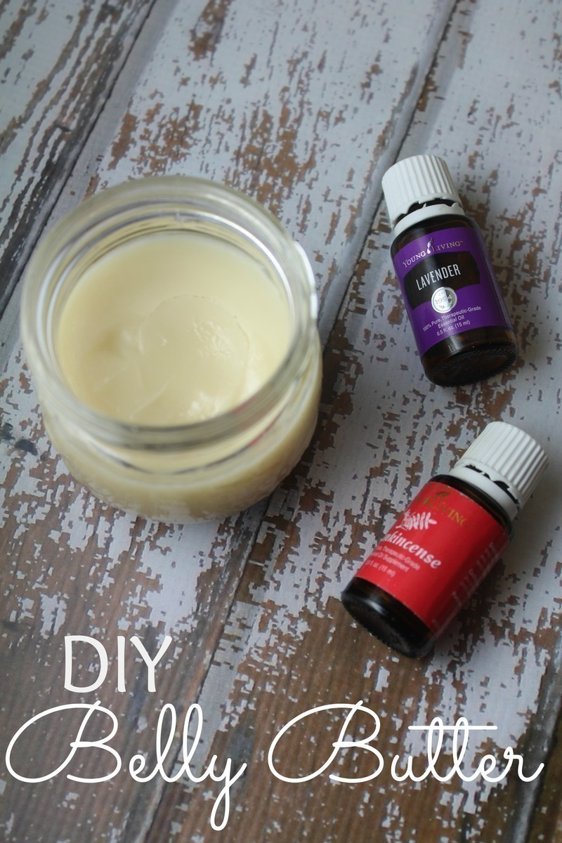 Ditch the commercial belly butter you find in stores and DIY your own belly butter that'll help support healthy skin during your pregnancy.