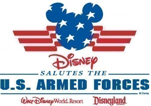 Disney Salutes the U.S. Armed Forces