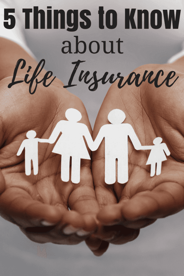 Life Insurance isn't a subject that many people love to talk about - but it is something that many people need. Here are 5 things you need to know about Life Insurance and why you need to consider having it!