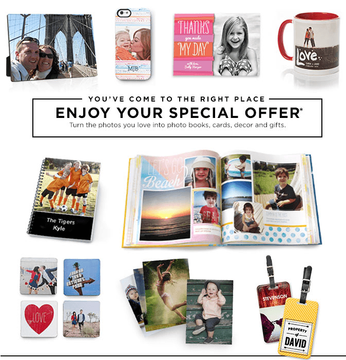Shutterfly: 2 FREE 8×10 Prints (Just Pay Shipping)