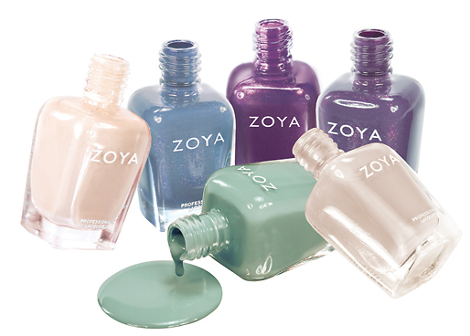 4 Zoya Nail Color for FREE Just Pay Shipping