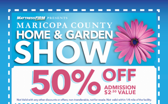 Maricopa County Home And Garden Show The Maricopa County