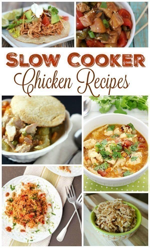 Ten effortless slow cooker chicken recipes - Defrost chicken safe way ...