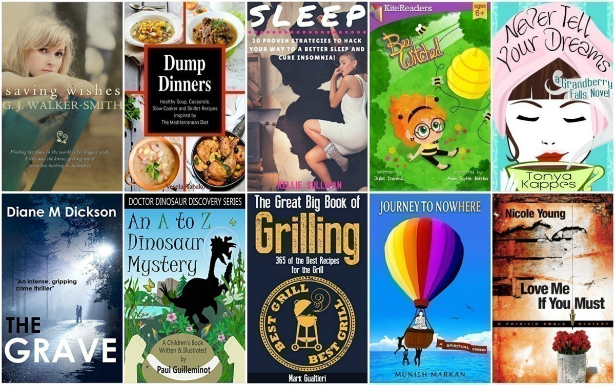 FREE Kindle Books   Dump Dinners, The Big Book of Grilling + more