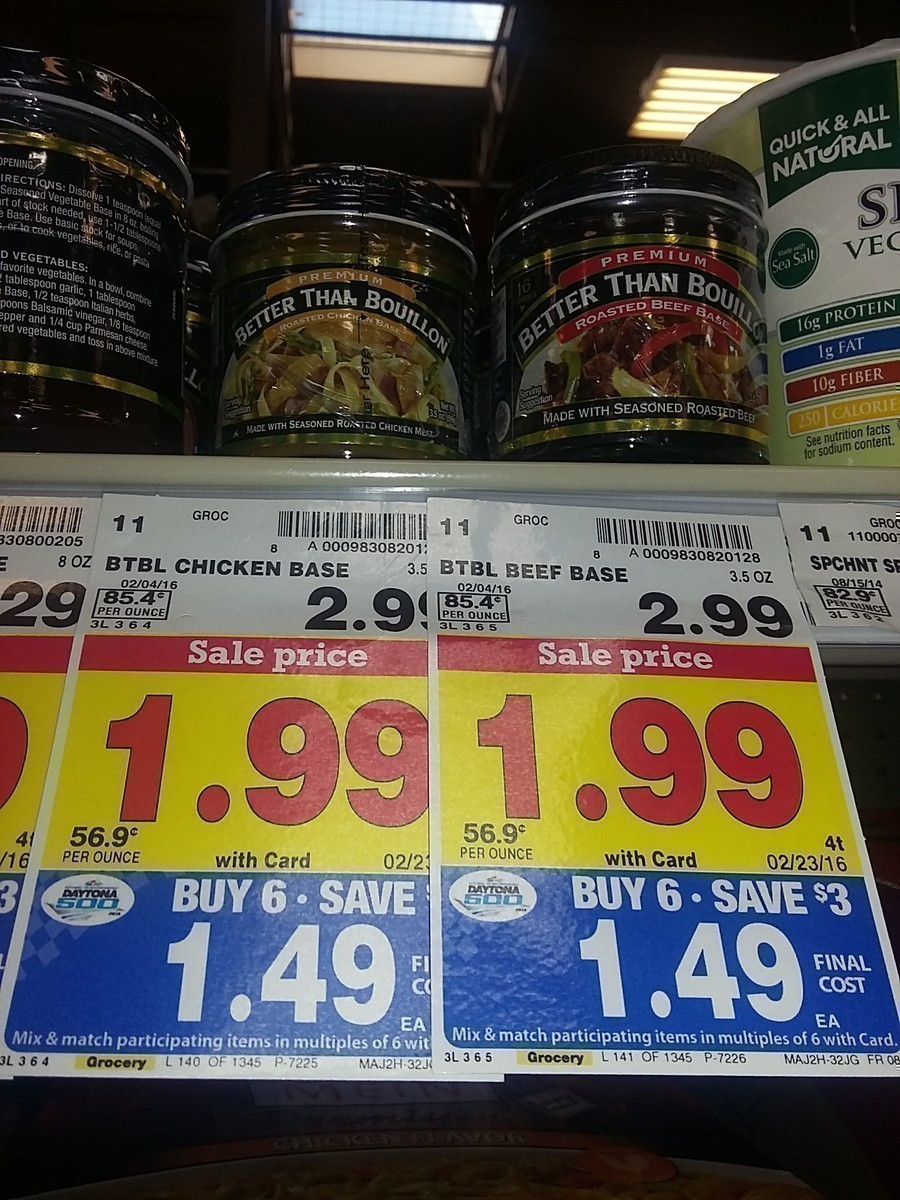 Fry's Food Store: Better than Bouillon just $.74