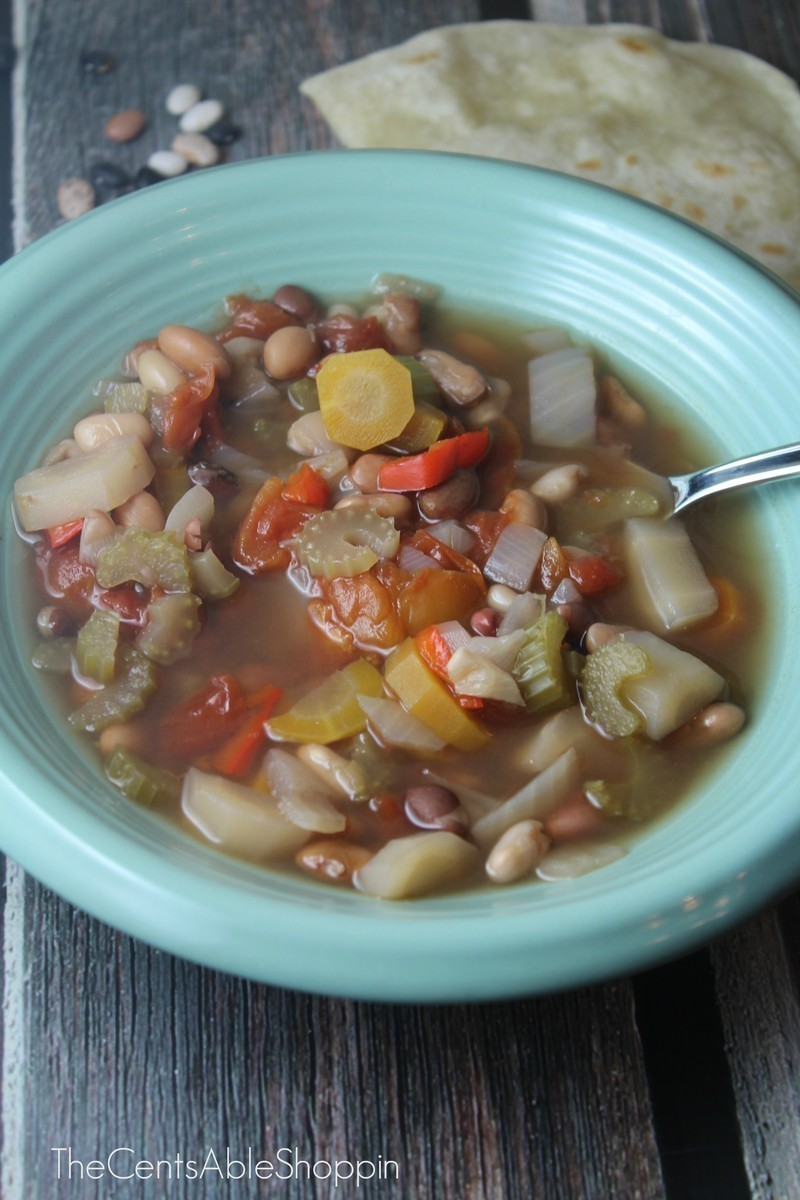 9 Bean Soup