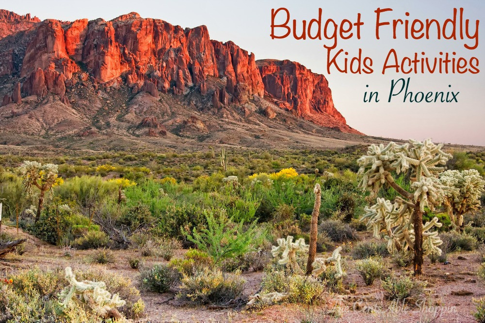 Budget Friendly Kids Activities in Phoenix