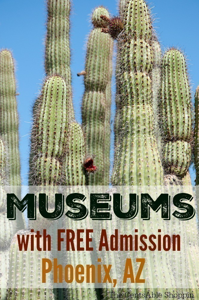 Museums with FREE Admission in Phoenix, AZ