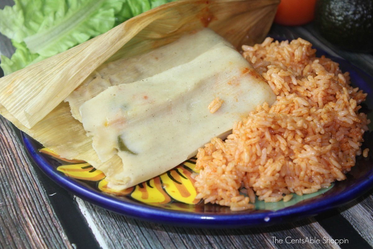 Mexican Tamales {Instant Pot Recipe}