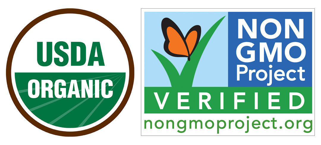 The Differences between Organic and Non-GMO