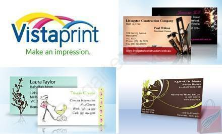 Vistaprint 500 Premium Business Cards just $9 99