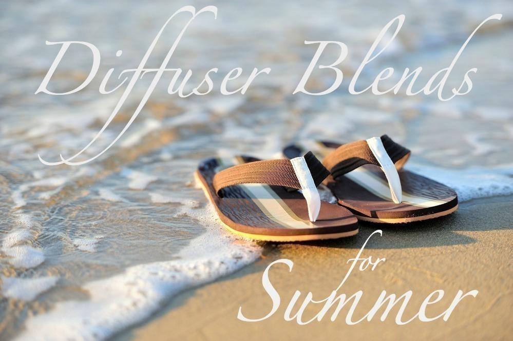 Summer Diffuser Blends