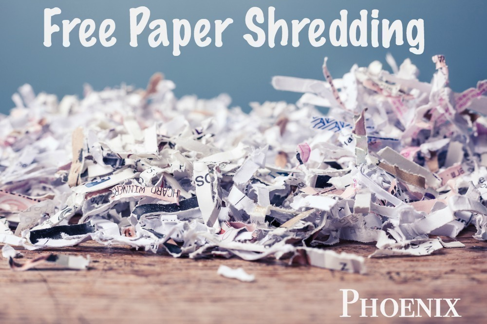 Paper cut into tiny pieces by cross shredder