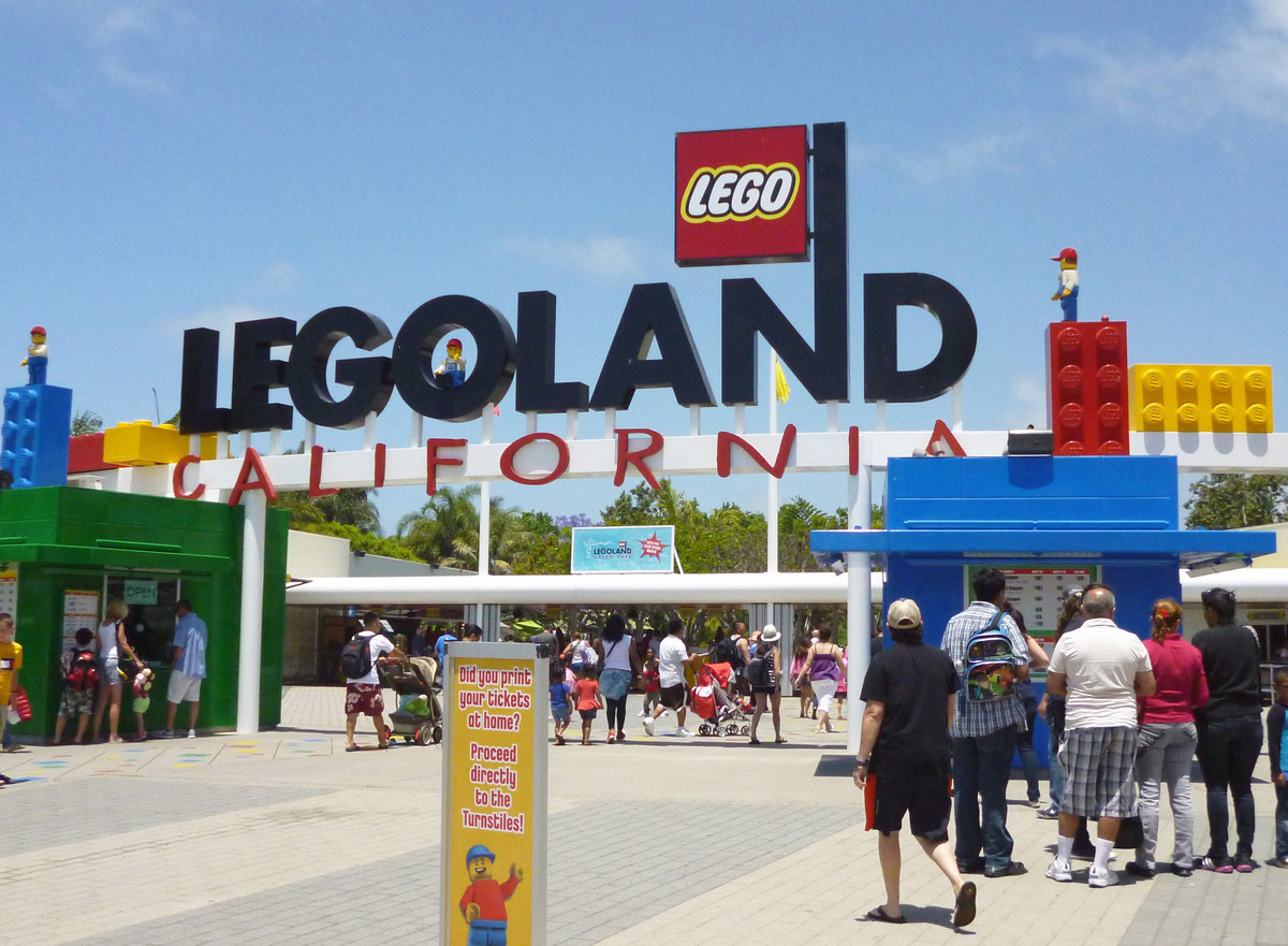 LEGOLAND California: Buy 1 Day Get 4 Days FREE