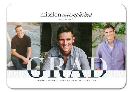 Tiny Prints: 10 FREE Graduation Cards